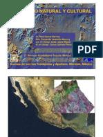 Patrimonio Natural y Cultural - Cuenca de los ríos Tembembe y Apatlaco. Morelos, México