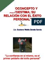 AUTOCONCEPTO Y AUTOESTIMA; SU RELACIÓN CON EL ÉXITO PERSONAL II