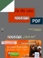 Zotero - Guia de Uso Vr. 2