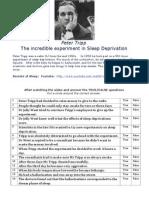 peter tripp video worksheet