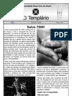 Jornal o Templario Ano4 n23 Mar 2009