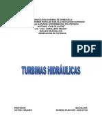 Turbinas y Sus Tipos