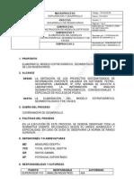 Flujo de Trabajo Modelo Petrofisico y Sedimentologico
