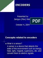 Encoders New