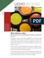 Seis nuevas salsa peruanas