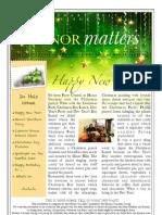 Newsletter JAN 2013
