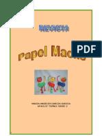 Revista de Papel Mache