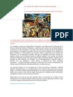 Actividad La Conquista. Mural de Diego Rivera en Palacio Nacional