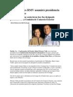 18-02-2013 Puebla noticias - En seis meses RMV asumirá presidencia de la Conago.pdf