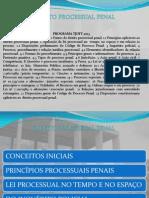 Direito Processual Penal - Aula 1
