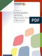 FOT- Manual de Fotografía Digital- Mosaic