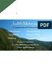 Judith Malveaux's Resume
