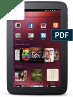 Ubuntu Tablet Press Release Es