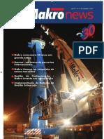 Revista Makro News Ano 3 Nº 04 Dezembro 2007