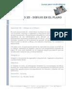 Contenido - AutoCAD 2D (2013)
