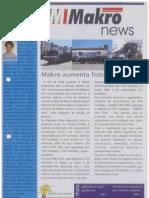 Revista Makro News Ano 1 Nº 01 Outubro, Novembro, Dezembro 2005