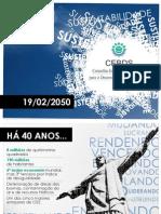 Apresentação Visão Brasil 2050