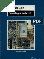 28817431 Psicologia Cultural Michael Cole[1]