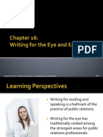 Chapter 16 Seitel Pr11e