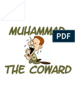 Muhammad the Coward