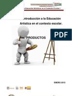 Productos Artisticas Scribd