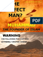 The Perfect Man of Islam