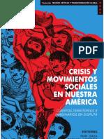 VVAA - Crisis y movimientos sociales en Nuestra América. Presentación