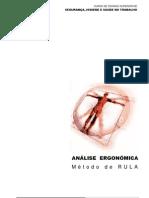 An Alise Ergonomic a Rula