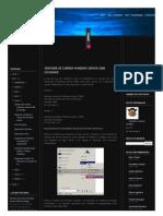 Servidor de Correo Windows Server 2008