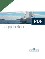 Catamaran Lagoon 400 - www.travesiasenveleros.com