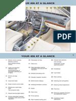 Peugeot 406 Manual de Utilizare