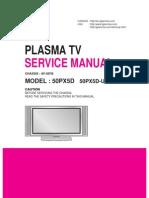 50PX5d Service Manual