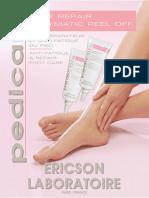 Herstel van de voeten door een ERICSON SPECIALIST
