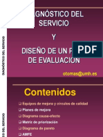 Diagnostic o Servicio