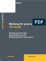 Working for Yourself - The Guide