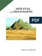 Arte Del Antiguo Egipto
