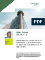 BuildingExperts Newsletter 2012 01 ES