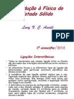 Est Sol Ligacoes Cristalinas 2012