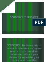 UNIDAD 1 PM2N- CORROSIÓN Y DESGASTE