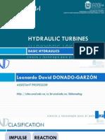 Turbinas - Donado