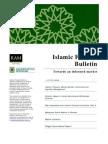 Islamic Finance Bulletin - December 2008