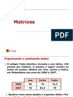 2 ANO - Matrizes 2008