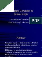 Principios Generales de Farmacología