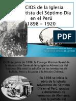 HISTORIAA IASD