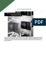 Process guide