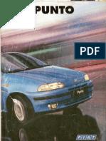 Depliant Punto MK1
