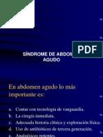 1. Abdomen Agudo. Preguntas.ppt
