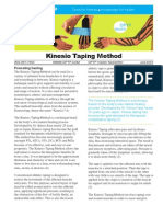 Kinesio Taping Method - June 2007