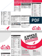 Dish America Channel Guide