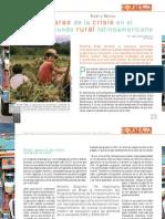 Crisis Agricola Brasil y Mexico